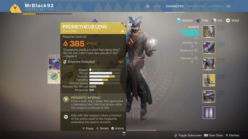 5 Unicorns That Are Currently In Destiny 2 - Glenn's Good