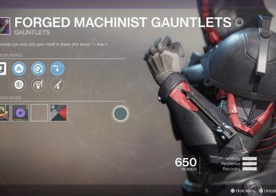 Titan Gauntlet
