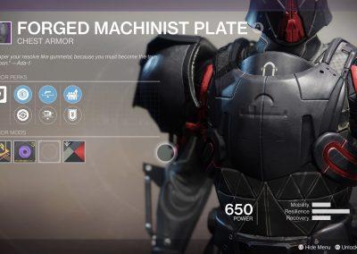 Titan Chest Piece