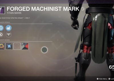 Titan Class Item